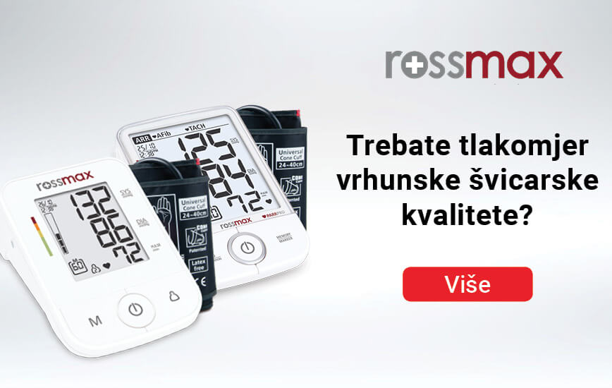 Rossmax tlakomjer