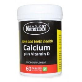 Kalcij 200 mg + Vitamin D3 za kosti i zube