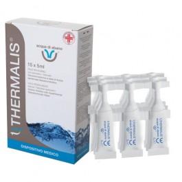 Termalna voda za inhalaciju 15 ampula po 5 ml