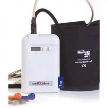 Card(X)plore kombinirani holter sustav mjerenja za krvni tlak i EKG