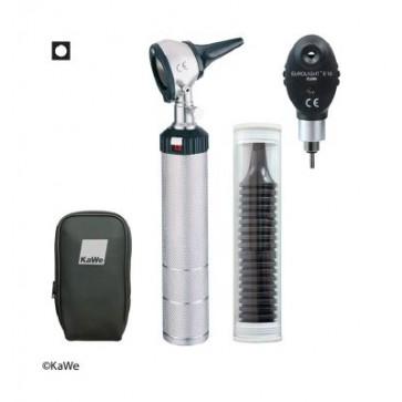 Dijagnostički komplet otoskop /oftalmoskop KaWe EUROLIGHT® C10/E10