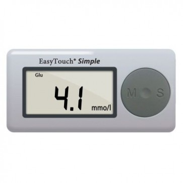 Glukometar Wellmed Easy Touch Simple