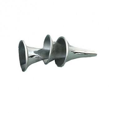 Ušni lijevak | Metalni - 3 komada