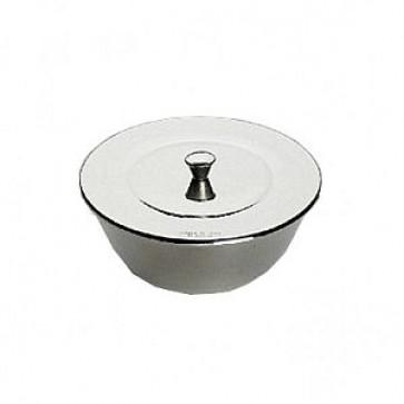 Okrugle zdjelice s poklopcem
