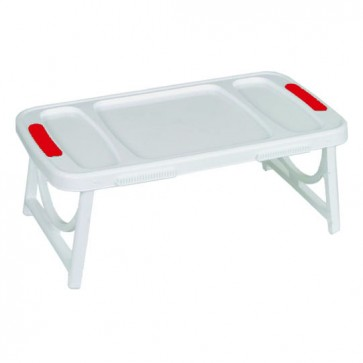 Mali plastični stolić za krevet