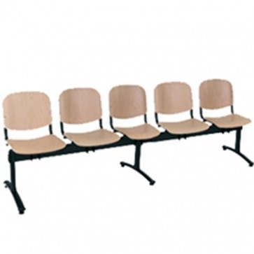 Stolice za čekaonicu | LN - 5 sjedala