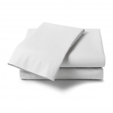 Plahta glatka bijela | 150x230 cm