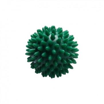 Jež loptica promjera 6,5cm, PVC, zelena