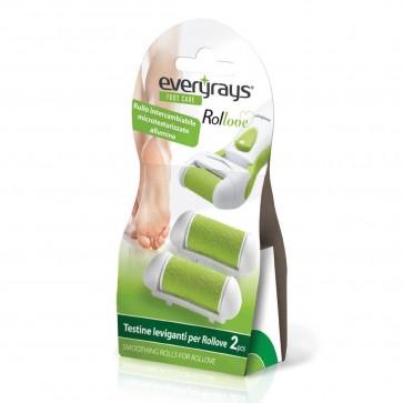 Zamjenski nastavci za Rollove, odstranjivač kože sa stopala (2kom)