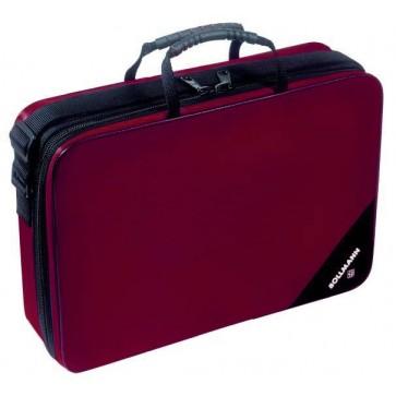 "Bollmann torba za liječnika Medicare"", spužvasti poliester, crvena"""