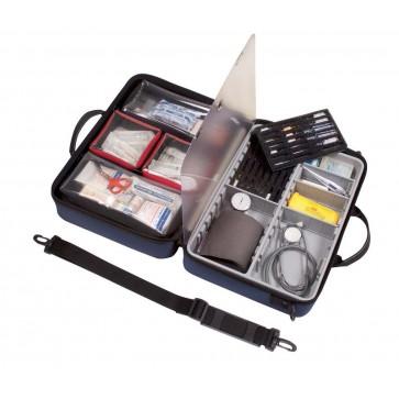"""Bollmann torba za liječnika Medicare XL"""", spužvasti poliester, plava"""""""