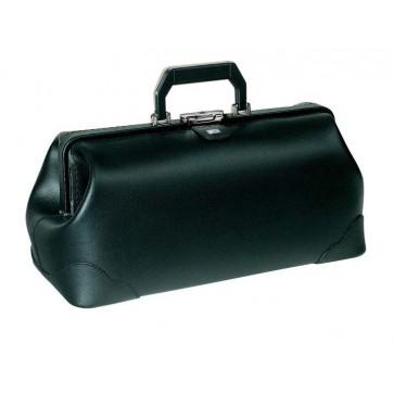 "Bollmann kofer za liječnika ""Practicus"", koža, crna"
