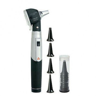 Otoskop Heine Mini 3000 FO XHL + jednokratni i višekratni lijevci