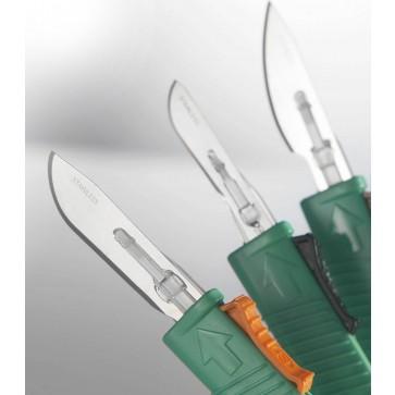 Skalpel s fiksnom oštricom, sterilni, jednokratni (10kom), MS-10