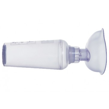 Able Spacer zračna komorica s ventilom sa srednjom maskom za djecu (M)