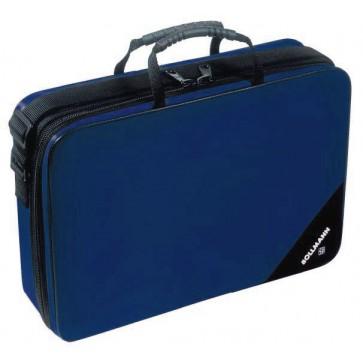 "Bollmann torba za liječnika Medicare"", spužvasti poliester, plava"""