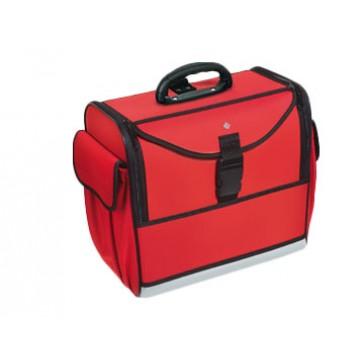 "Bollmann torba za liječnika Alternative"", spužvasti poliester, crvena"""