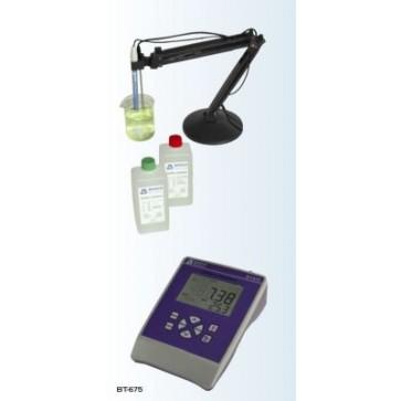 Laboratorijski pH-metar BT-675