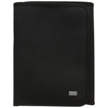 Bollmann etui za recepte, 33 x 26 cm, spužvasti poliester, crna (Rok isporuke 20 dana)