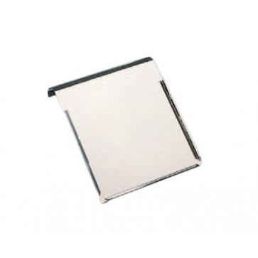Držač temperaturne liste za bolnički krevet, inox, A4, 34x23 cm