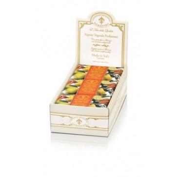 Cvjetni mirisni sapuni   linija ARMONIA - Limunasto voće