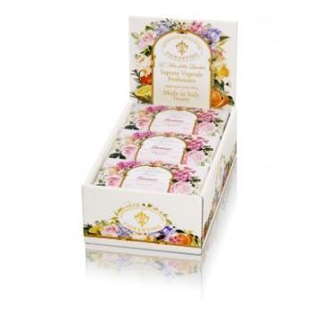 Cvjetni mirisni sapuni | linija INCONTRI - Ruža i geranija