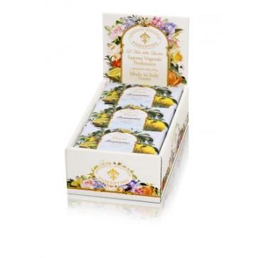 Cvjetni mirisni sapuni | linija INCONTRI - Limun i ružmarin