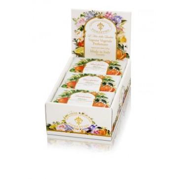 Cvjetni mirisni sapuni | linija INCONTRI - Mandarina i menta