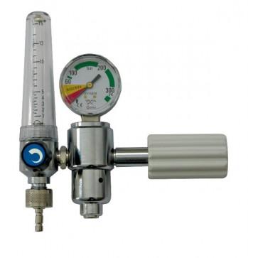 Reducirajući ventil s protokomjerom za bocu za kisik