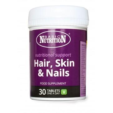 Formula nutrijenata za kosu, kožu i nokte