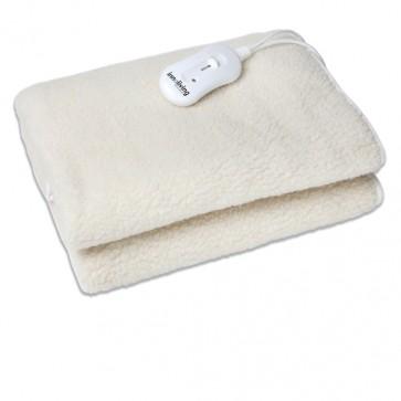 Grijaća deka jednostruka, od umjetne vune, 150 x 80 cm