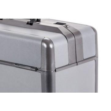 Kofer za liječnika Dürasol Ideal | Siva - Velika