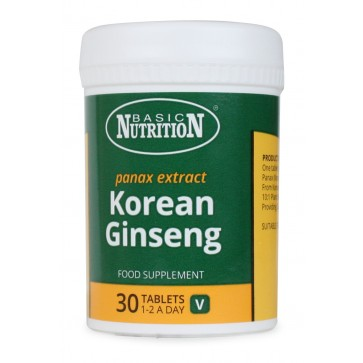 Korejski ginseng 1200 mg protiv impotencije, umora i stresa