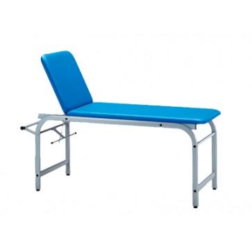 Pregledni ležaj, dvodijelni, dimenzije 192x60x78 cm, nosivost 150kg, plava boja