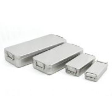 Kutije za sterilizaciju od nehrđajućeg čelika | Titanox