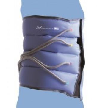 4-dijelni pojas sa cijevima za abdomen veličina L/XL