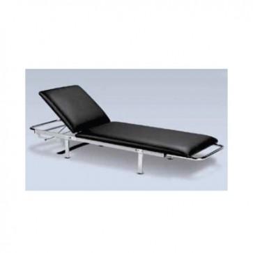 Stretcher - nosila za pacijente na skidanje, s podesivim uzglavljem   180 x 60 cm