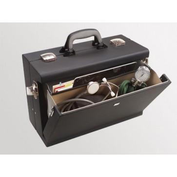 """Bollmann kofer za liječnika """"Medica 2000"""", crna, umj. koža (Rok isporuke 20 dana)"""