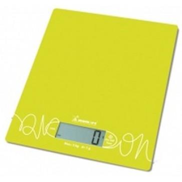 Digitalna kuhinjska vaga kapaciteta 5kg i preciznosti 1g, u boji limuna
