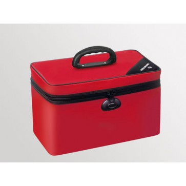 "Bollmann torba za liječnika ""Easycare"", čvrsti spužvasti poliester, crvena"