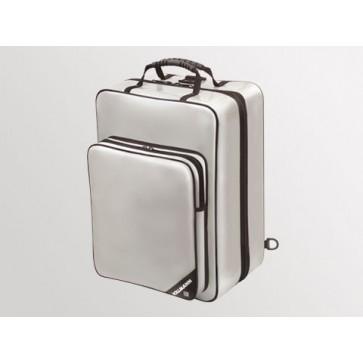 "Bollmann liječnički kofer ""Promed"", tarpaulin, srebrni (Rok isporuke 20 dana)"