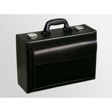 """Bollmann liječnički kofer """"Visita"""", umj. koža, crni (Rok isporuke 20 dana)"""
