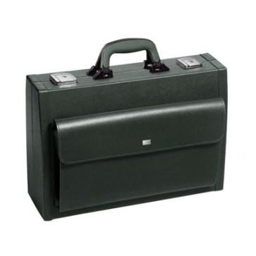 """Bollmann liječnički kofer """"Piccola"""", 36x13x25 cm, umj. koža, crni (Rok isporuke 20 dana)"""