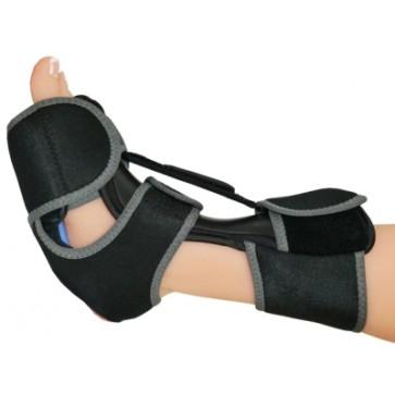 Noćna ortoza za padajuće stopalo s uloškom za hlađenje   veličina L/XL