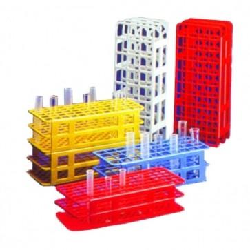 Stalak za epruvete plastični, 60 mjesta