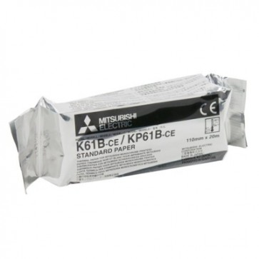 Termalni papiri za pisače, K61B EU, Mitsubishi 110mm x 21m