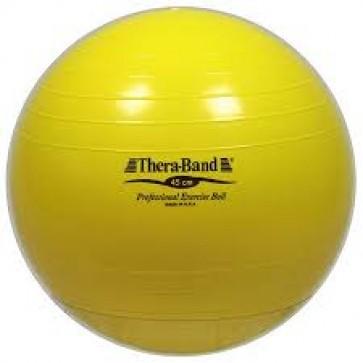 Lopta za vježbanje   TheraBand - žuta 45 cm