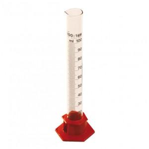 Menzura gradacijska, PVC postolje, 50ml