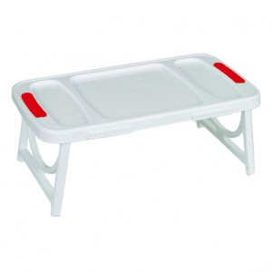 Stolić za krevet, sklopivi mali (rok isporuke 10 dana)