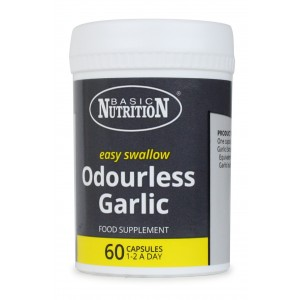 Češnjak (bez mirisa) 200 mg